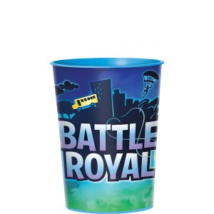 Battle Royal 16oz Plastic Cup
