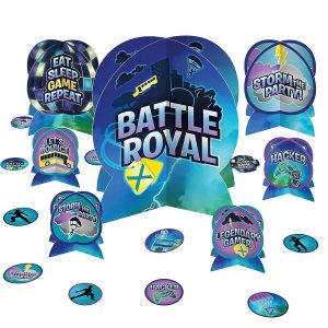 Battle Royal Center Piece Kit