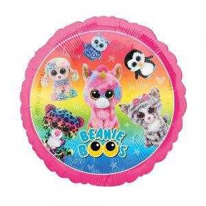 Beanie Boo's 18in Foil Balloon