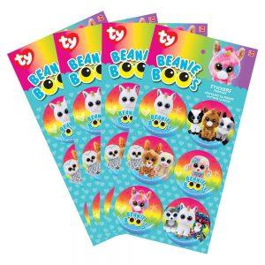 Beanie Boos Stickers