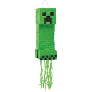 Minecraft 3D Creeper Pinata