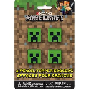 Minecraft Pencil Topper Favors