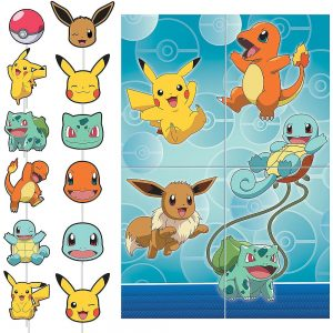 Pokemon Core Scene Setter & Props