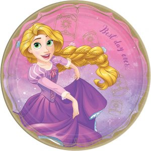 Tangled Lunch Plates
