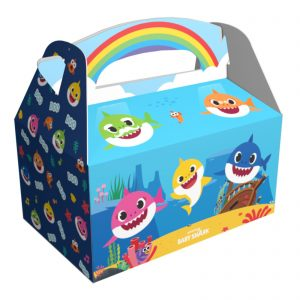 Baby Shark Empty Favor Box