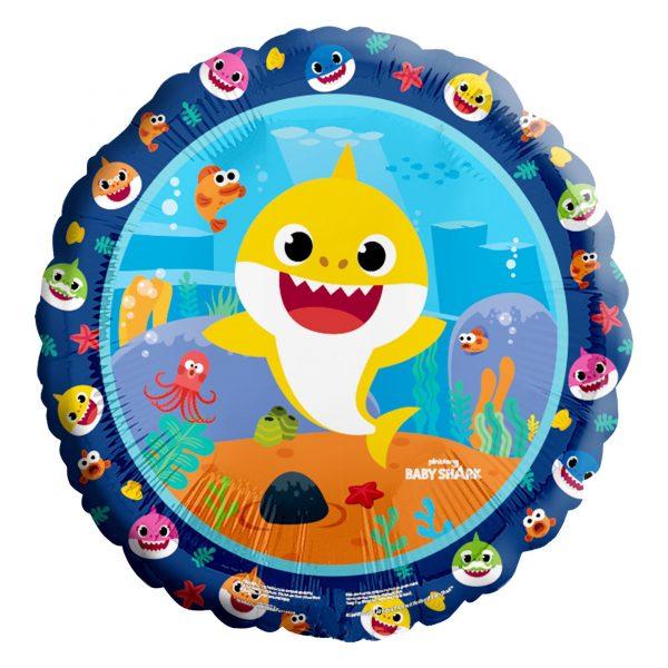 Baby Shark Foil Balloon