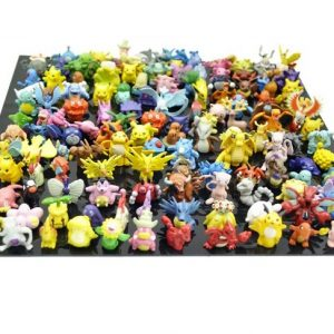 Pokemon & Friends Figurines