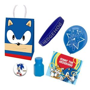 Sonic Party Favor Bag