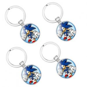 Sonic the Hedgehog Keyring