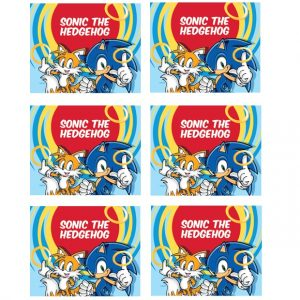 Sonic the Hedgehog Stickers