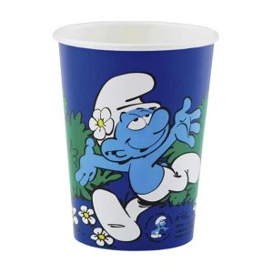 Smurfs Party Cups