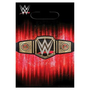 WWE Loot Bags