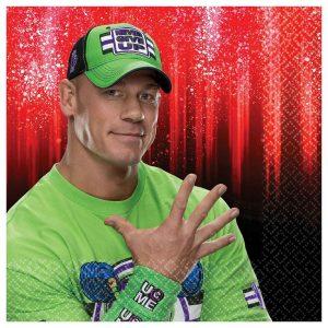 WWE Lunch Napkins