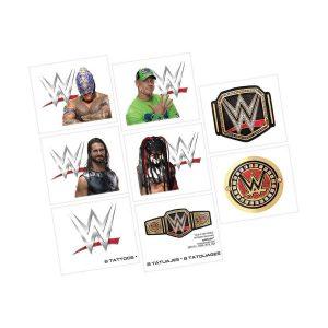 WWE Tattoo Favors