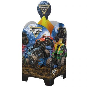 Monster Jam Grave Digger Centerpiece