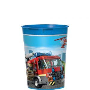 Lego City Favor Cup