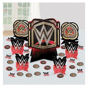 WWE Table Decorating Kit