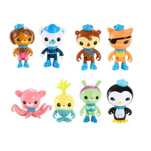 Octonauts Figurines