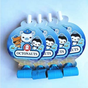 Octonauts Party Blowouts