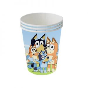 Bluey Paper Cups