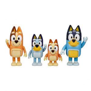 Bluey Figurines