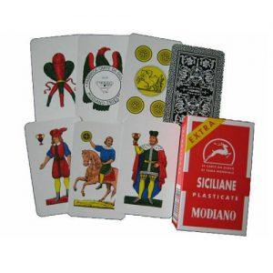 Modiano Siciliane Italian Cards